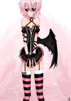 :Commission: Ikaros by AerinBoy