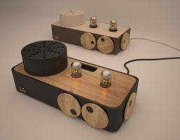 Locosound - stereotubeamp by ERBELGER