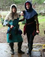 LARP at Dryad's Rest by MicheleHansen