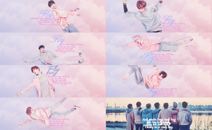 [PACK COVER/PSD] GOT7 by hoajb144