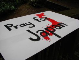 Pray for Japan SINGItForJapan by LiveLoveLie