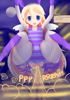 Plump Flonne is on the scene!! by Switchblade1080
