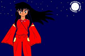 Moonlight Inuyasha by Jay-t