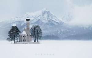 Church of desolation by L-Olenska