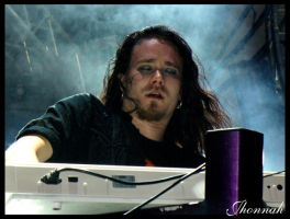 Nightwish, Tuomas III by jhonnah