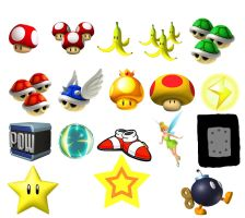 Pucca's Superstar Racing 2: World Tour Items by rabbidlover01