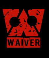Logo work for the band WAIVER by thedrummerboii