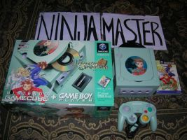 Console Gamecube Tales of Simphonia by ninjamaster76