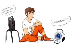 Portal Chat by cookiecutter60