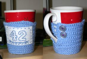 Mug Cozy by renshai