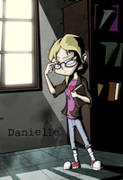 Meet Danielle by SecretAgentFifi