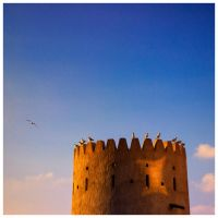 Al Bastakiya Watch Tower by MARX77