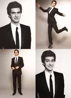 Andrew Garfield by LoveKoganJarlos