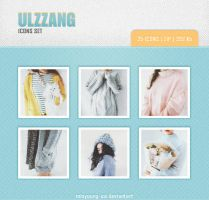 Ulzzang icons set 31 25 pic. by Minyoung-ssi