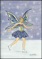 On the Ice - For Christiaan by The-Fairy