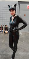 NYCC2013 Catwoman G I by zer0guard