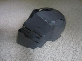 Advanced Suit Helmet W.I.P. 2 by Galactic-Reptile