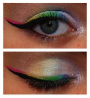 Ohh Baby: Rainbow Style by nazzara