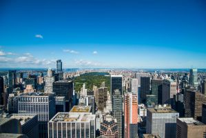 New York View by Vonstryk