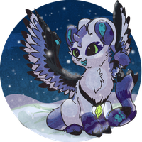 Snow Drifts :Commish: by AppleDew