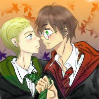 Drarry by Hyko666