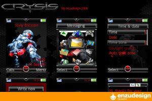 CRYSIS by EnzuDes1gn