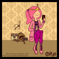 Dulce Princesa (Hipster Rys) by ErikReys