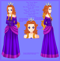 Princess Narcissa Complete Ref and Bio by AwesomebyAccident