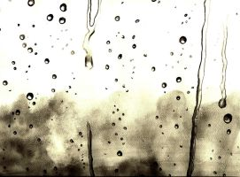 Rain by TheLittleCrow
