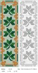 Shamrock Bookmark by NevaSirenda