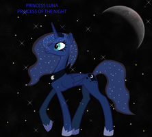 Princess-Luna-Princess-of-t by ArtStude3n2