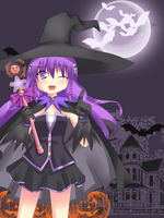 CONTEST ENTRY: Witch Eiza 2 by riiko23