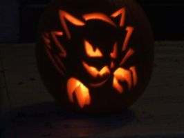 Haunter'd Halloween by Patchwork-Hoodie