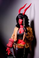 Hellgirl Updated by BangBangNeko