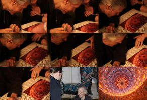 A gift for Alex Grey 2 by beaudeeley