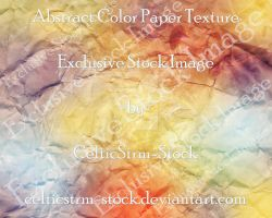 Abstract Color Paper Texture by CelticStrm-Stock by CelticStrm-Stock
