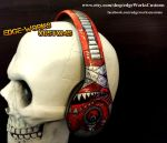 Borderlands 2 BANDIT Headphones by Edge-Works