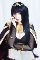 Dark Mage - Tharja by HeyShika
