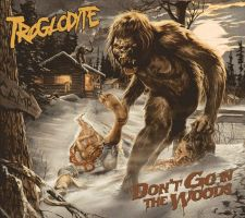 Don't Go In The Woods CD Cover Art by derrickthebarbaric