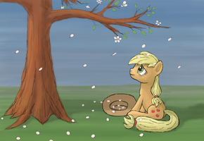 Spring Comes Again by MoreVespenegas
