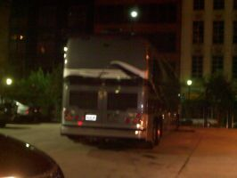 Tokio Hotel in Cleveland BUS by BunniiChan