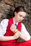 Ace Attorney: I see the truth by Hana-chii