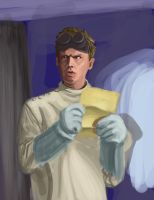 Dr. Horrible Speedpaint by eva1