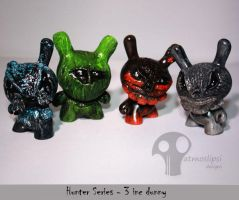 Complete Hunter series by PatrickL