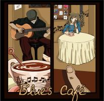 ::..Blues Cafe..:: by milena-gorska