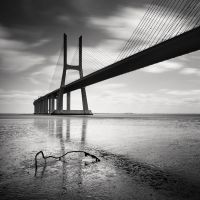 Vasco da Gama Bridge by sensorfleck
