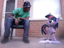 Me and Twilight by zp92