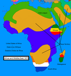 Worldwar 1975 Africa by MTT3008