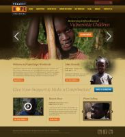 Africa Project by dellustrations