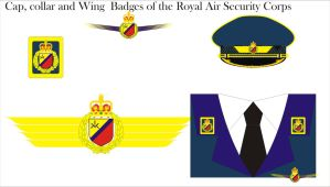 Royal Air Security Corps by Ienkoron